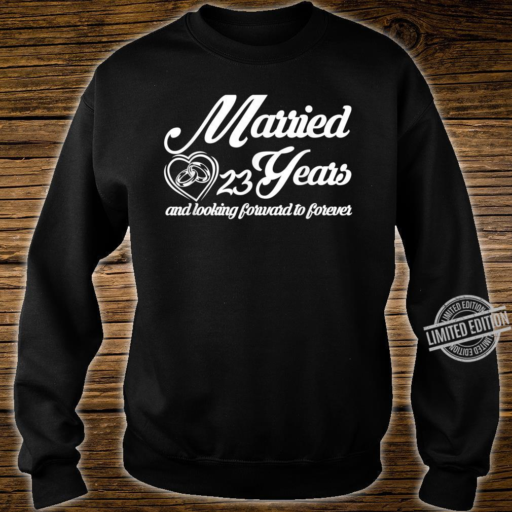 25th Wedding Anniversary Special Him Her Couple Shirt sweater