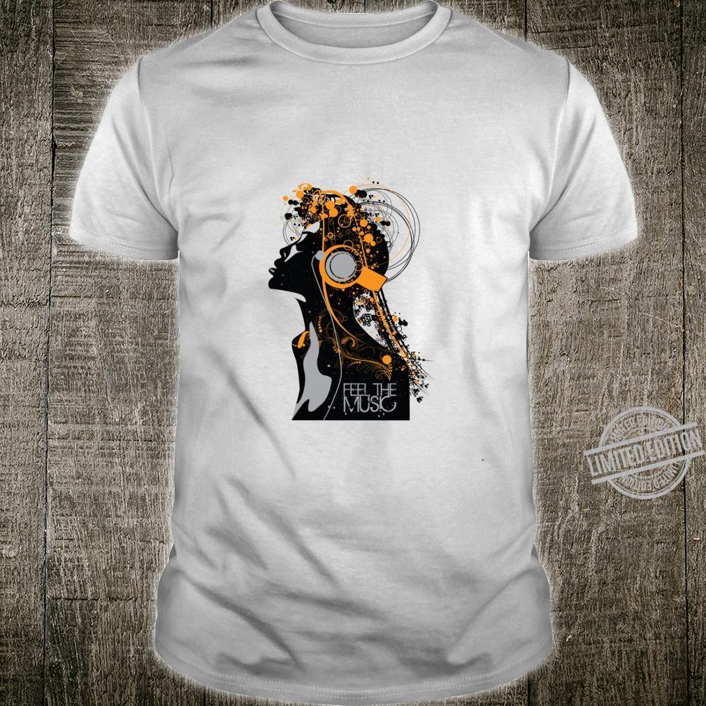 Afro Diva Black Girl Music Shirt Natural Melanin Shirt