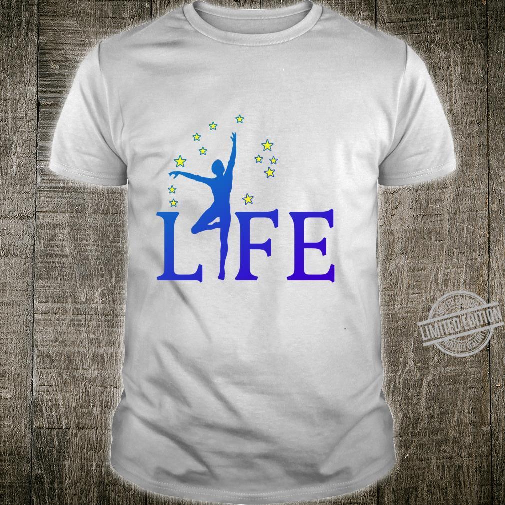 Ballet Life Primoballerino mit Sternchen Langarmshirt Shirt