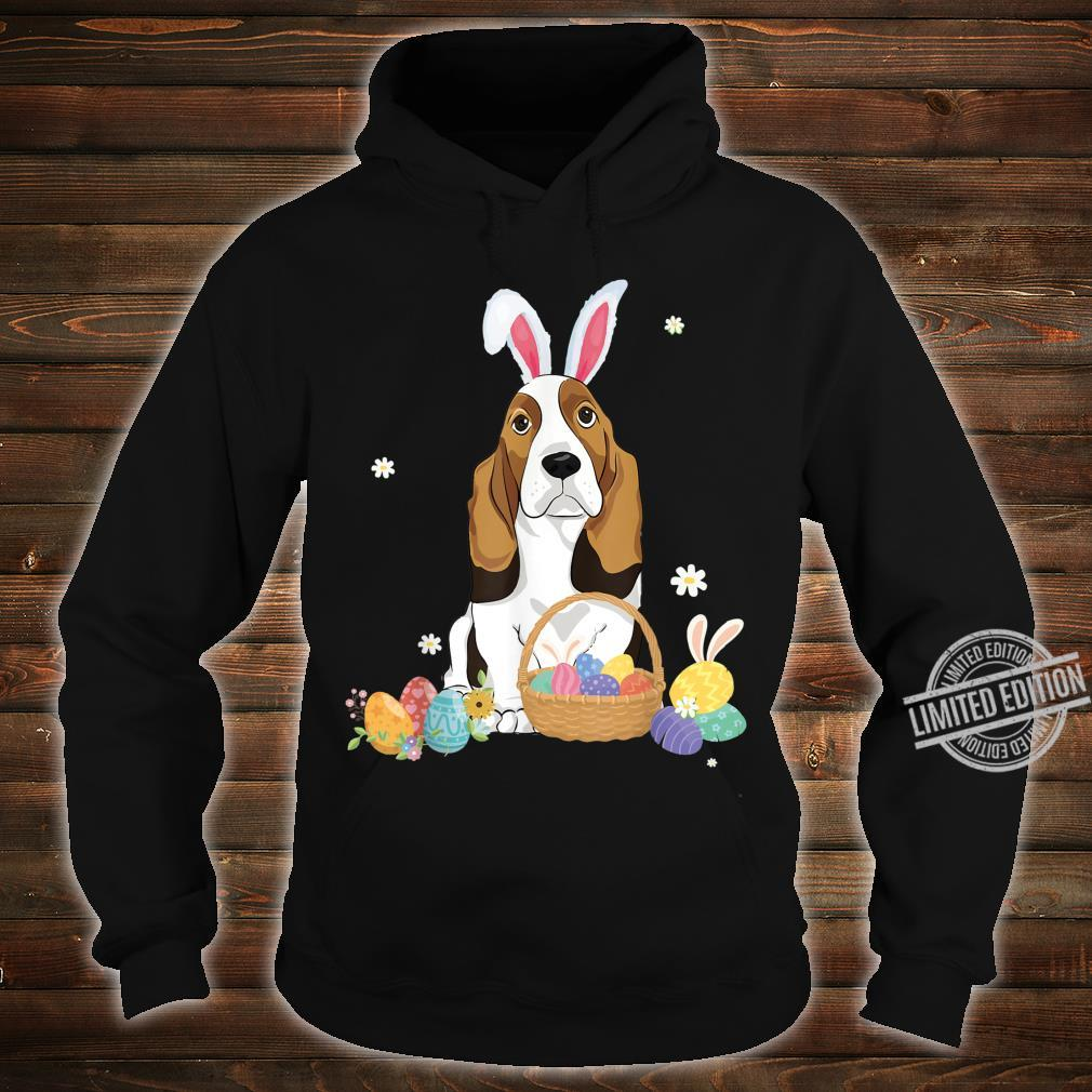 Cute Easter For Basset Hounds Shirt hoodie