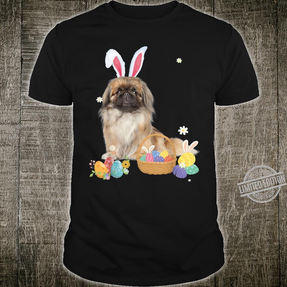 Cute Easter For Pekingeses Shirt