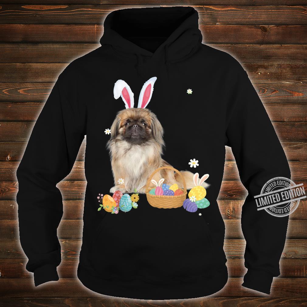 Cute Easter For Pekingeses Shirt hoodie
