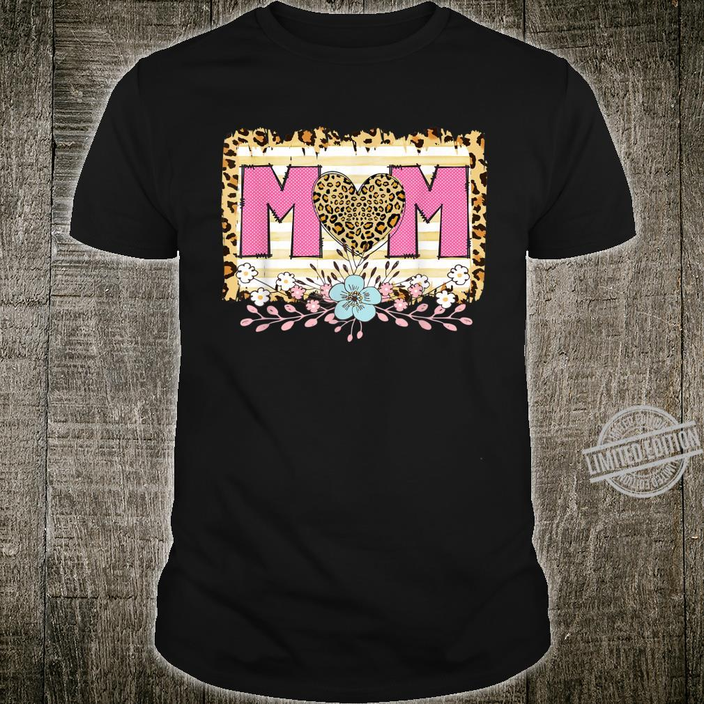 Dia de las Madres Cheetah Print Dia de la madre, Mama Shirt