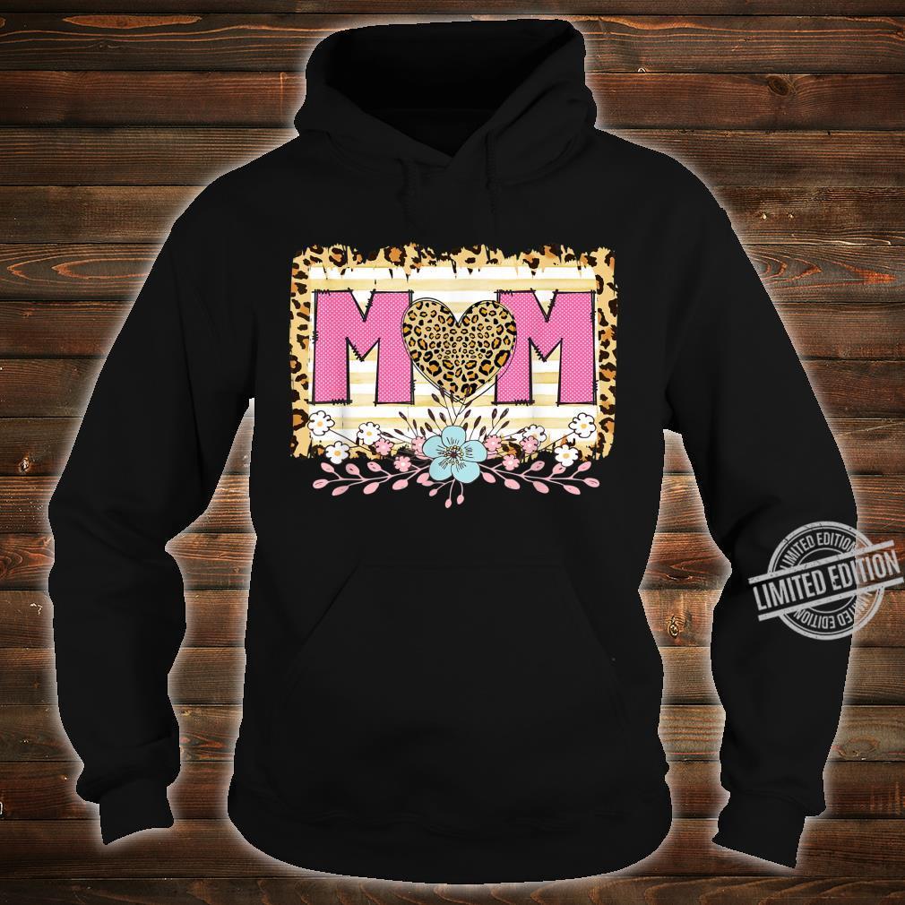 Dia de las Madres Cheetah Print Dia de la madre, Mama Shirt hoodie