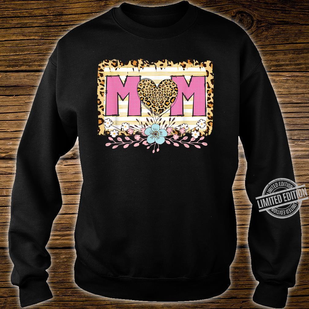 Dia de las Madres Cheetah Print Dia de la madre, Mama Shirt sweater