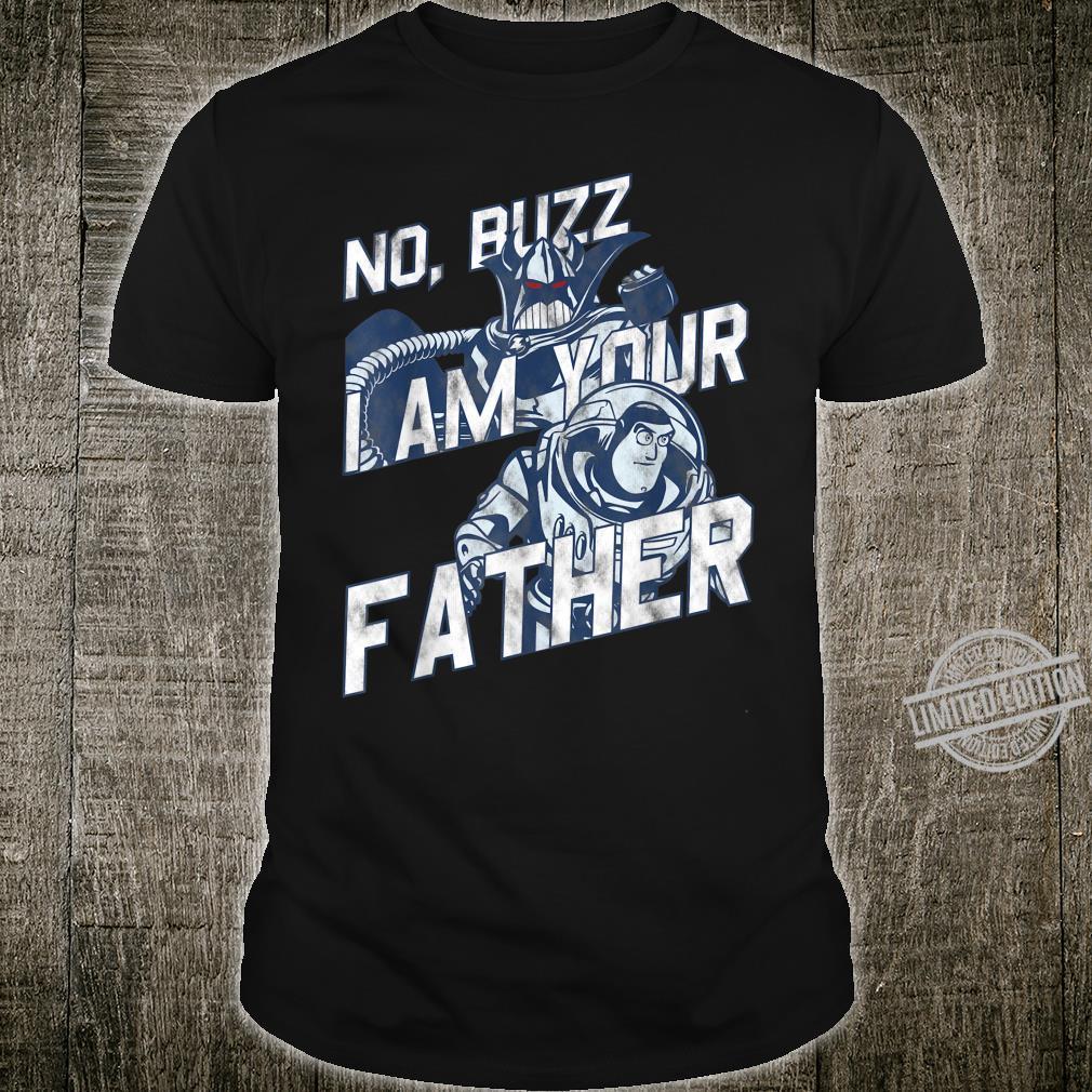 Disney Pixar Toy Story Zurg I Am Your Father Poster Shirt