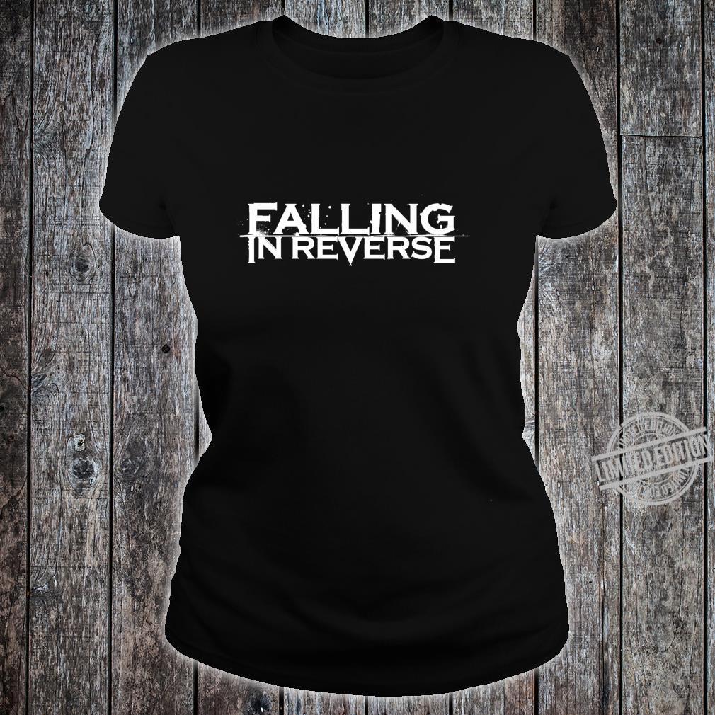 Falling In Reverse Drug In Me Official Merchandise Shirt ladies tee