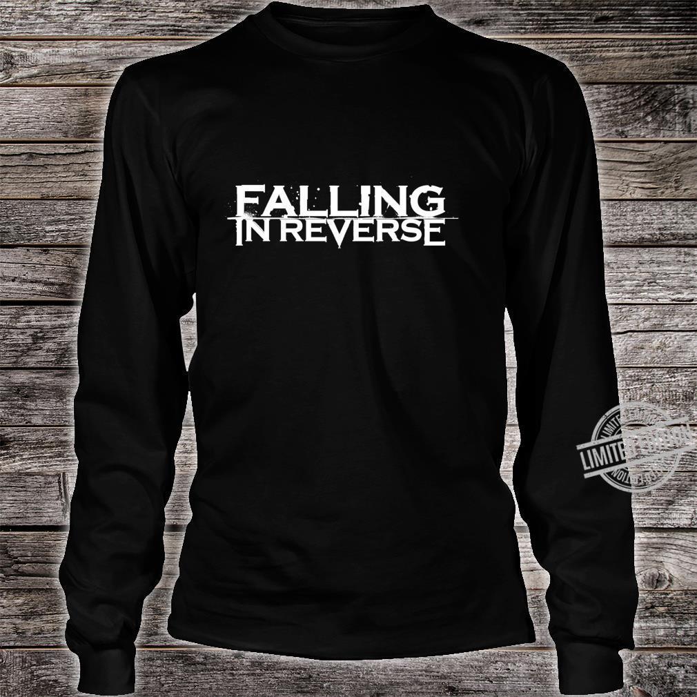 Falling In Reverse Drug In Me Official Merchandise Shirt long sleeved