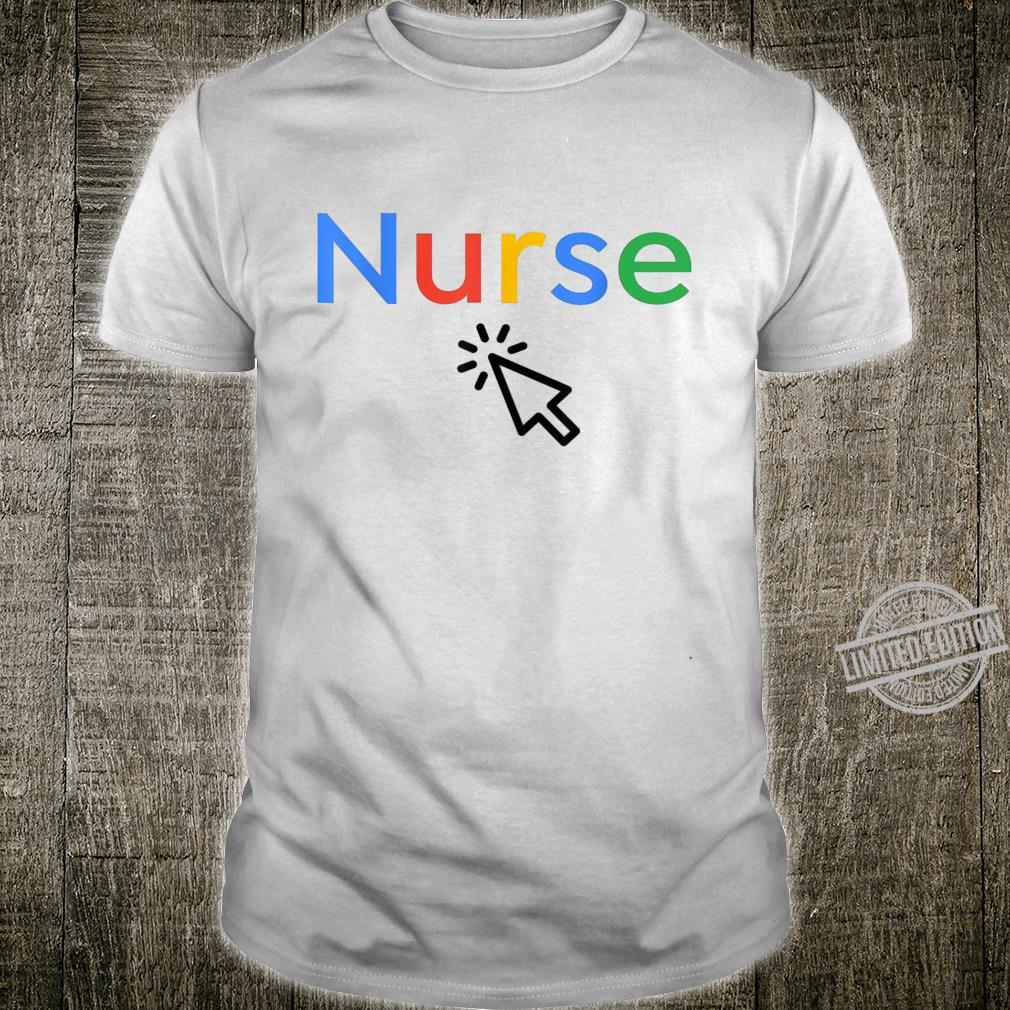 Funny nurse shirt Heartbeat nurses girls Shirt