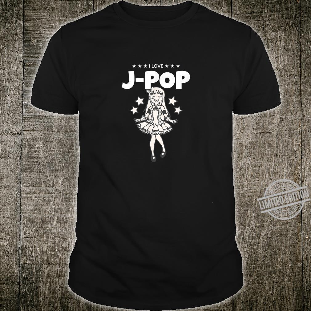 Japanese Pop Art JPop Shirt