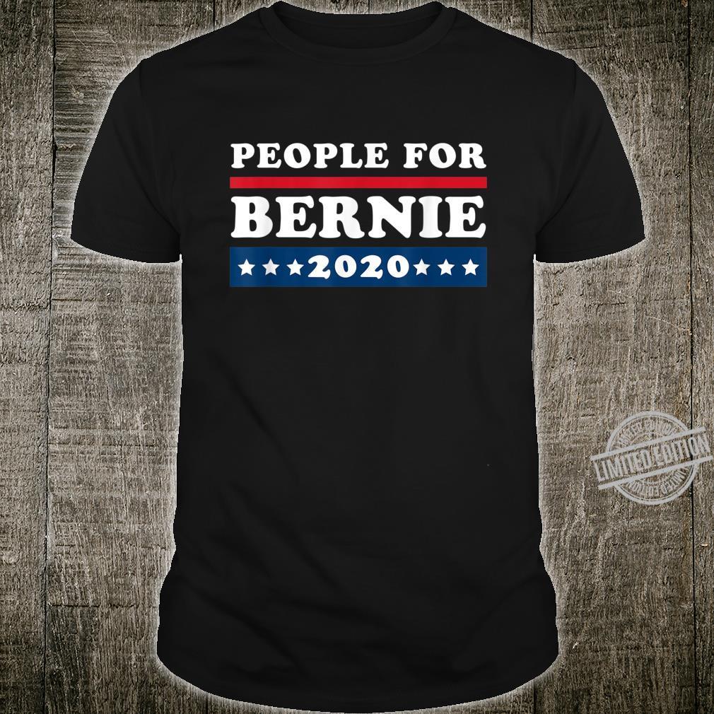 People For Bernie Shirt