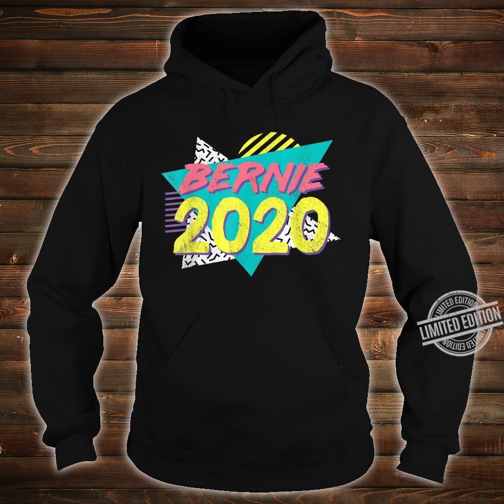 Retro Vintage Bernie Sanders 80s 90s Vaporwave Aesthetic Shirt hoodie