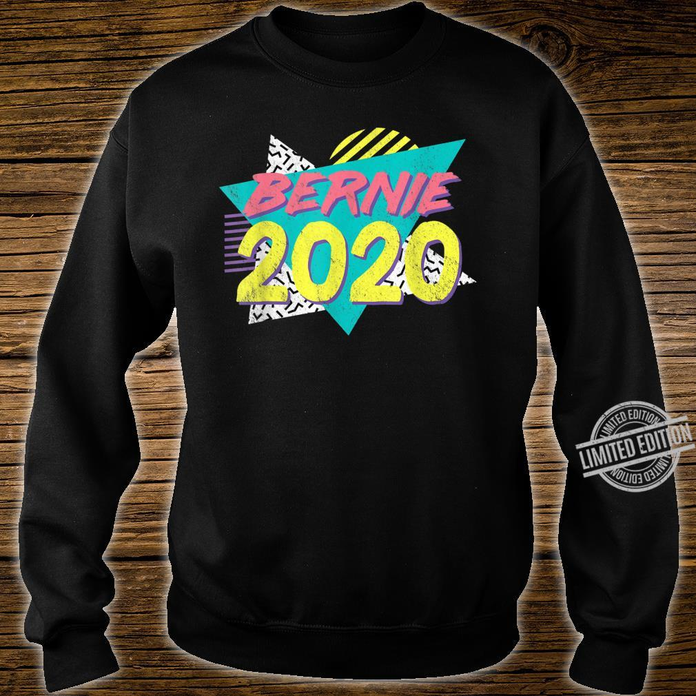 Retro Vintage Bernie Sanders 80s 90s Vaporwave Aesthetic Shirt sweater