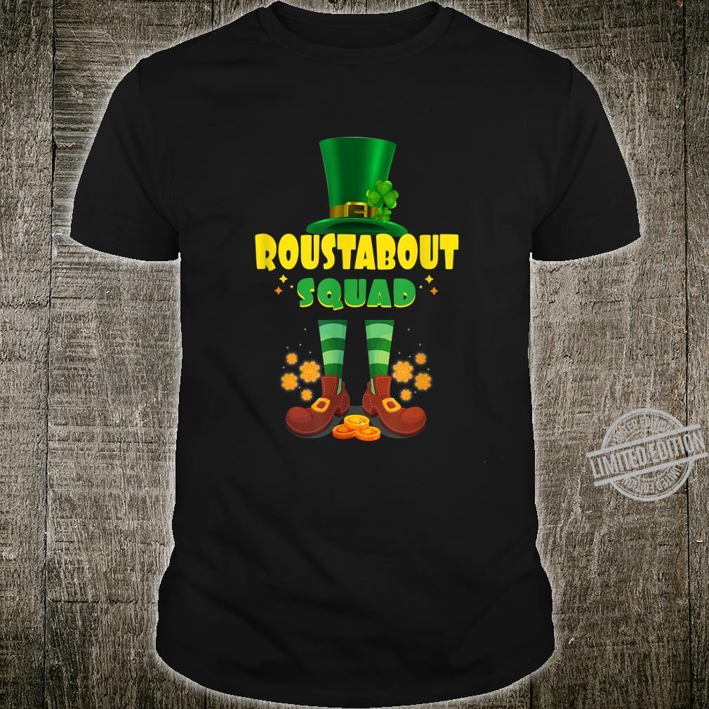 Roustabout Squad Irish St Patrick Day Shirt