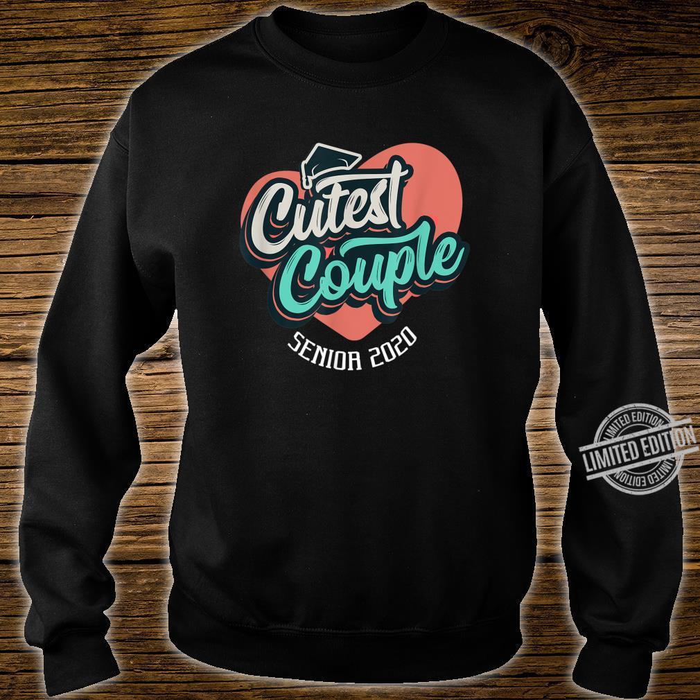 Senior 2020 Cutest Couple Yearbook Superlatives Shirt sweater