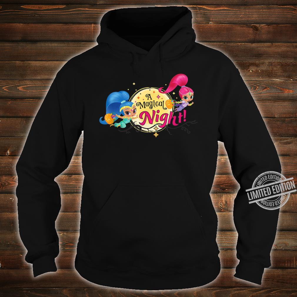 Shimmer and Shine Shirt hoodie