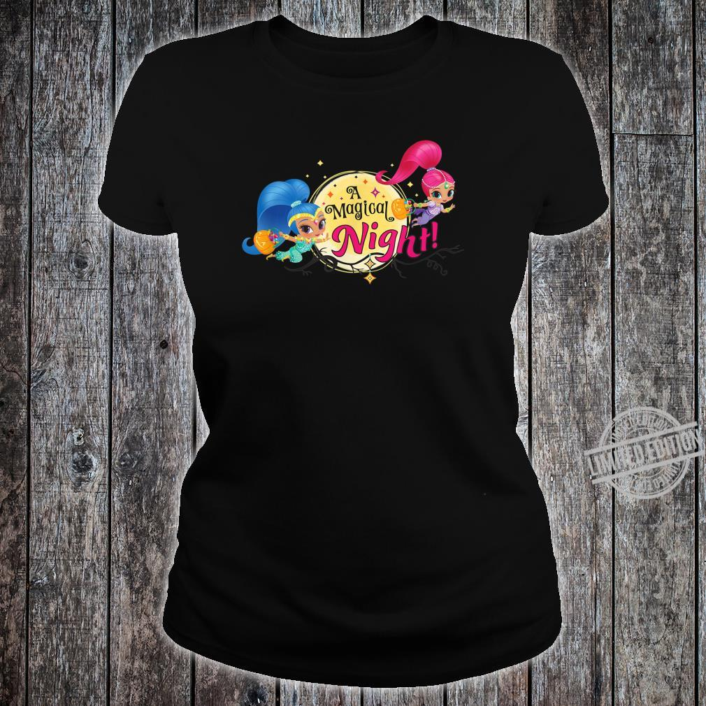 Shimmer and Shine Shirt ladies tee
