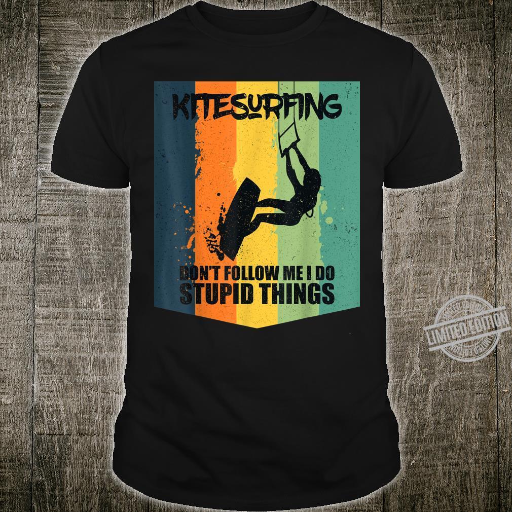 In Prink Kitesurfing Flag Tee Shirt Design Long Sleeve Shirt