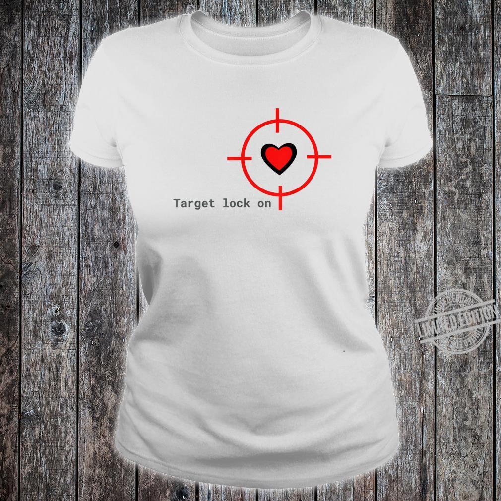 I Love Heart Gammon Ladies T-Shirt