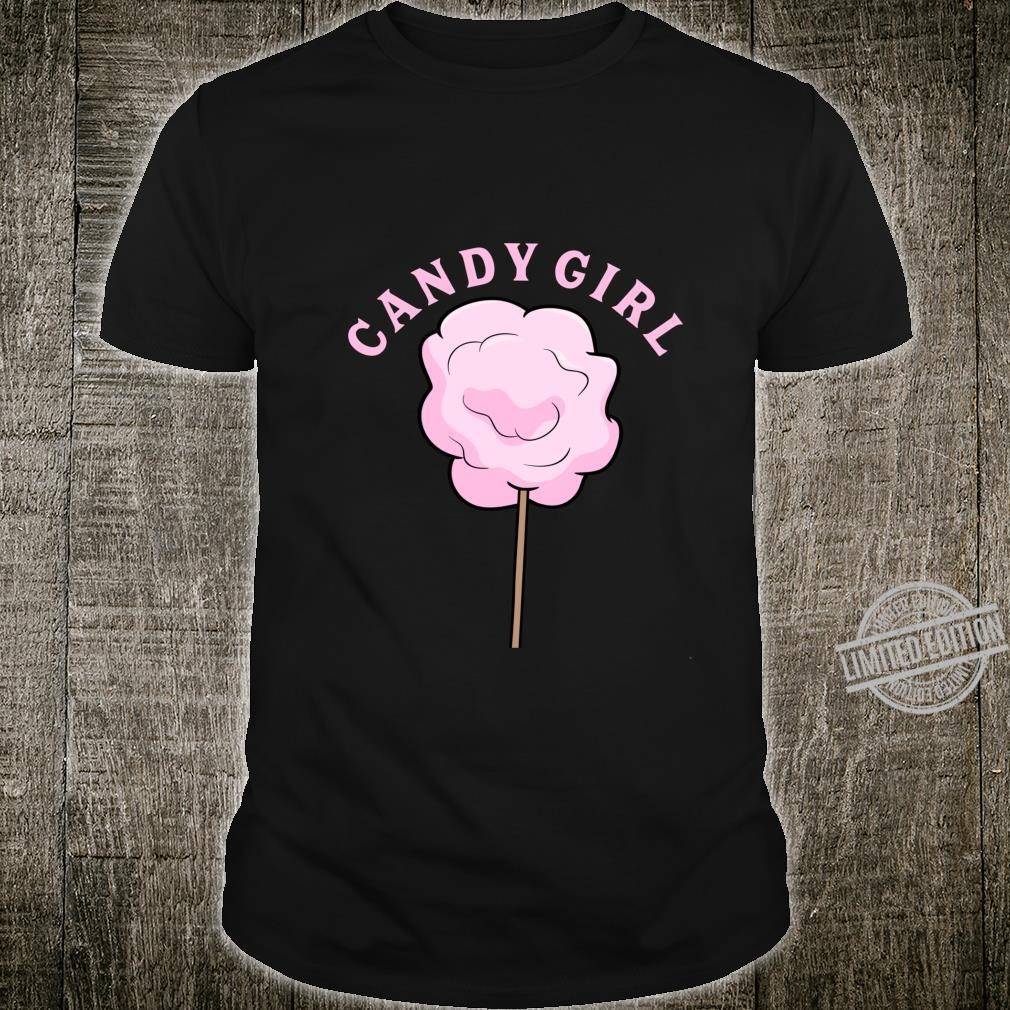 Zuckerwatte Candy Cotton Shirt