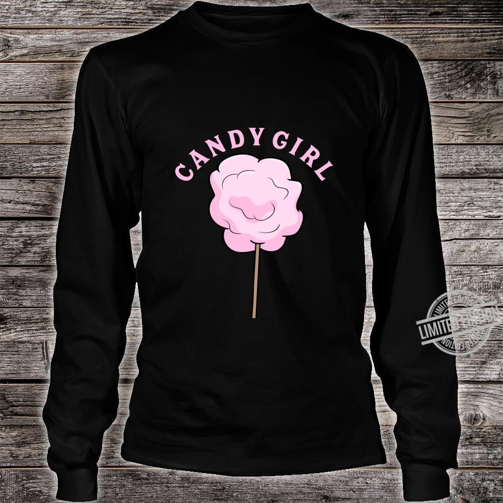 Zuckerwatte Candy Cotton Shirt long sleeved