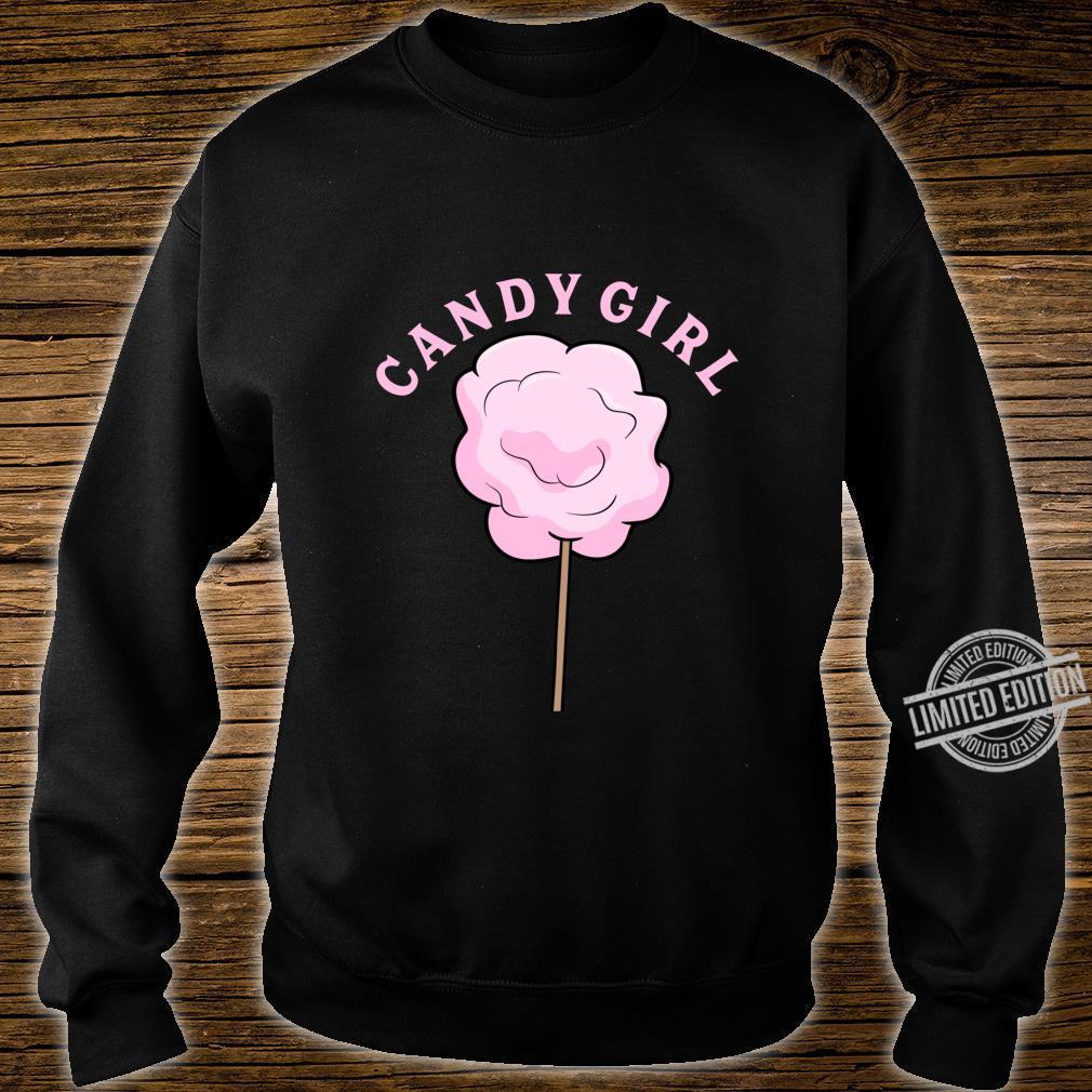 Zuckerwatte Candy Cotton Shirt sweater